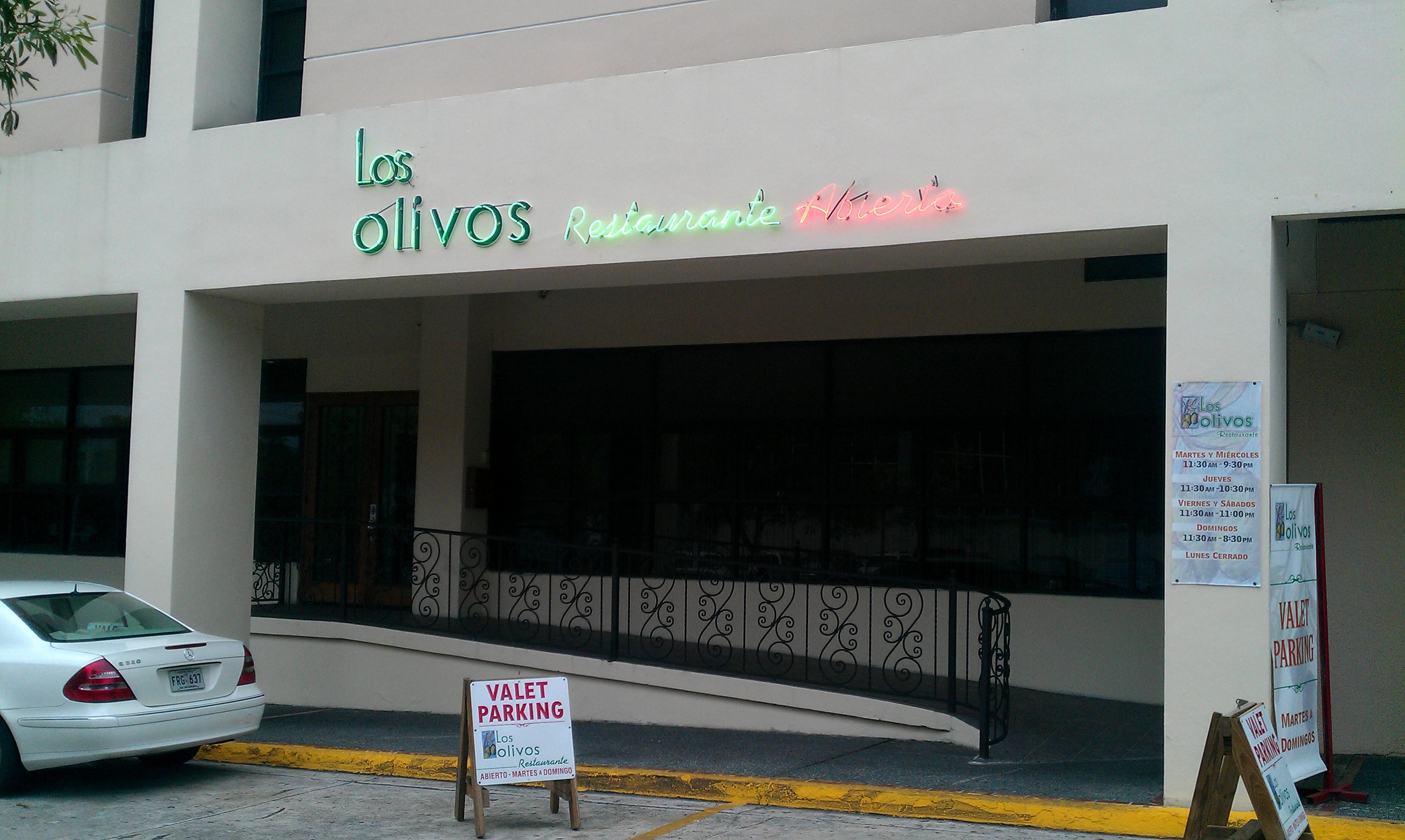 Restaurante Los Olivos Antojos Pr